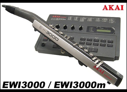 Akai EWI 3000