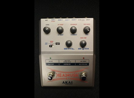 Akai Head Rush