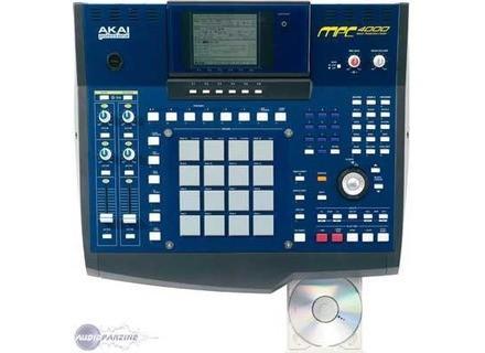 Akai MPC4000 Plus