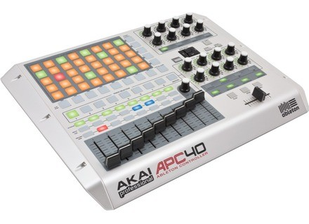 Akai Professional APC40-WH Limited Edition