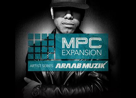 Akai Professional araabMUZIK MPC Expansion