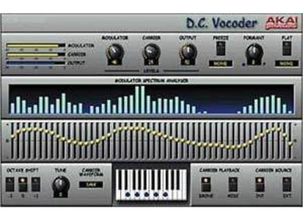 Akai Professional D.C. Vocoder