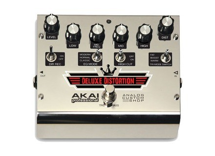 Akai Professional Deluxe Distortion