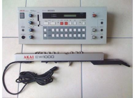 Akai Professional EWI 1000 / EWV 2000