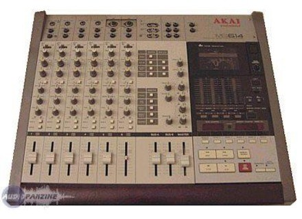 Akai Professional MG614