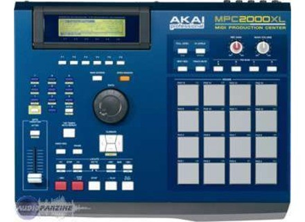 Akai Professional MPC2000XL MCD version
