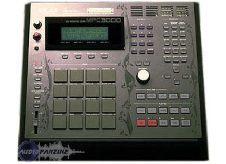 Akai Professional MPC3000 Limited Edition