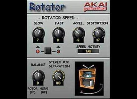 Akai Professional Rotator