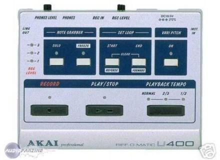 Akai Riff-O-Matic U400