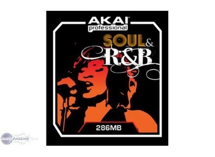 Akai Soul and R&B Pack