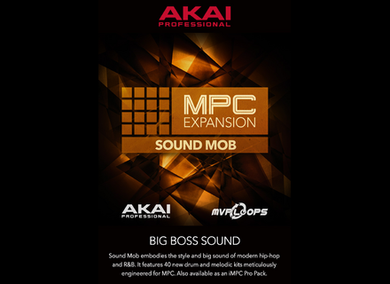 Akai MPC Expansion