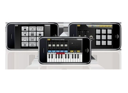 Akai SynthStation