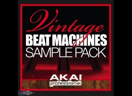 Akai Vintage Beat Machines Sample Pack