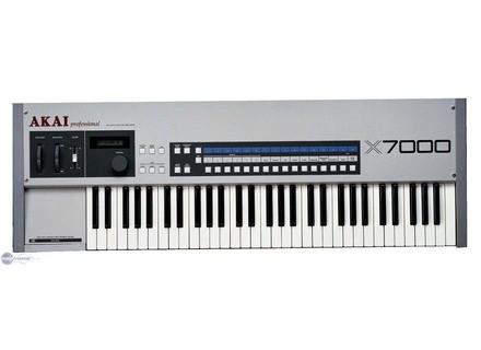 Akai X7000