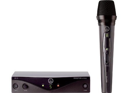 AKG PW45 Vocal Set