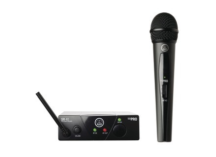 AKG WMS 40 Mini Vocal / ISM 1