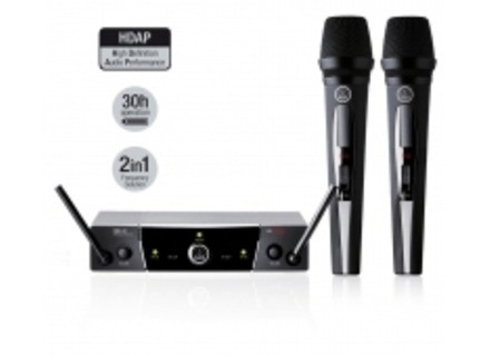 AKG WMS 40 Pro Dual Vocal