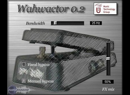 Alex Loscos & Thomas Aussenac Wahwactor [Freeware]