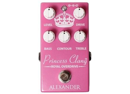 Alexander Pedals Princess Clang Royal Overdrive