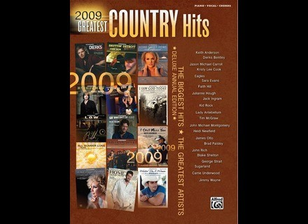 Alfred Music Publishing 2009 Country Hits