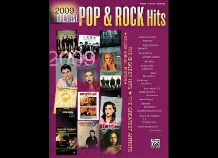 Alfred Music Publishing 2009 Pop & Rock Hits
