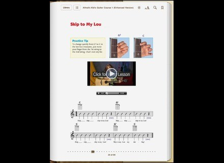 Alfred Music Publishing Alfred's Kid's Guitar Course, Volumes 1 & 2