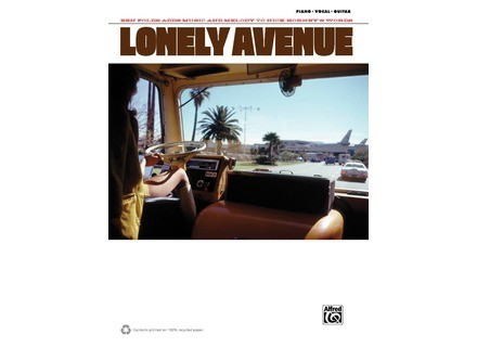 Alfred Music Publishing Ben Folds: Lonely Avenue