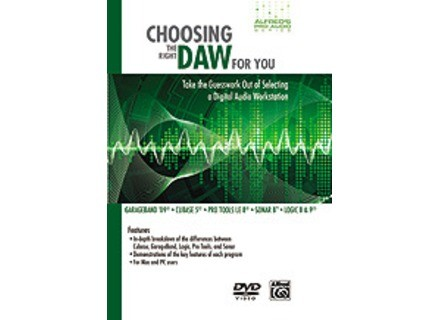 Alfred Music Publishing Choosing the Right DAW for You