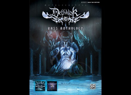 Alfred Music Publishing Dethklok: Bass Anthology