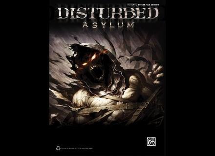 Alfred Music Publishing Disturbed: Asylum