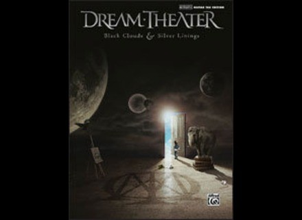 Alfred Music Publishing Dream Theater: Black Clouds & Silver Linings Keyboard Songbook