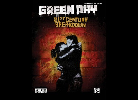 Alfred Music Publishing Greenday 21st Century Breakdown