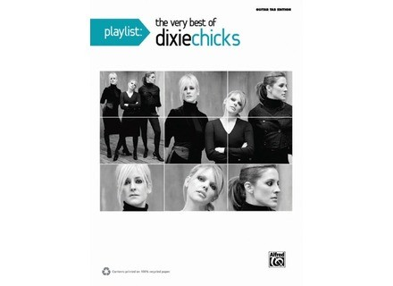 Alfred Music Publishing he Very Best of Dixie Chicks