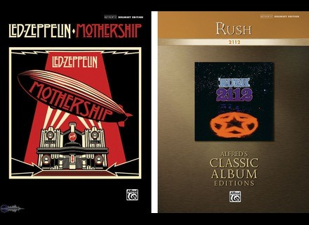Alfred Music Publishing Led Zeppelin Guitar Tab Songbooks