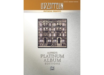 Alfred Music Publishing Led Zeppelin: Physical Graffiti Platinum Drums