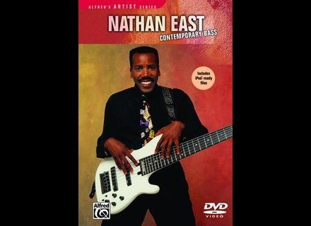 Alfred Music Publishing Nathan East: Contemporary Bass