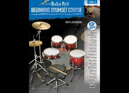 Alfred Music Publishing On the Beaten Path: Beginning Drumset Course Level 2