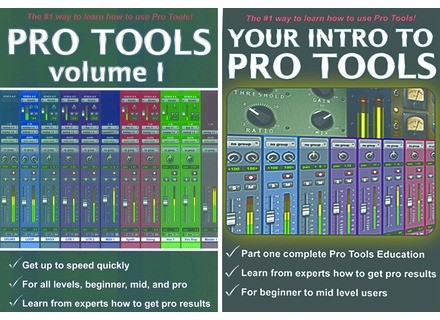 Alfred Music Publishing Pro Tools: Volume I