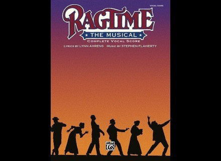 Alfred Music Publishing Ragtime the Musical - Complete Vocal Score