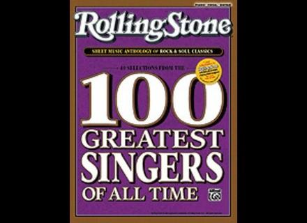 Alfred Music Publishing Rolling Stone Sheet Music Anthology of Rock & Soul Classics