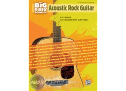 Alfred Music Publishing The Big Easy Guitar Series