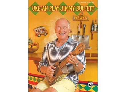 Alfred Music Publishing Uke 'An Play Jimmy Buffett