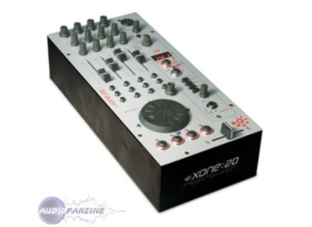 Allen & Heath Xone:2D (Old Design)