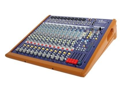 Alpha Audio MIX sixteen DSP