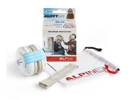 Alpine Hearing Protection Muffy Baby