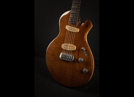 Alquier Guitars Cosmic Dust