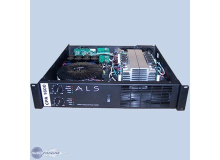 Als (Audio Light Systems) CPA 1600