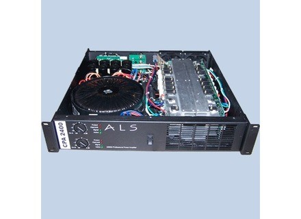 Als (Audio Light Systems) CPA-2400