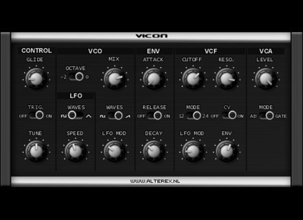 Alterex Vicon [Freeware]