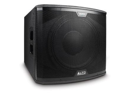 Alto Professional Black 15 S
